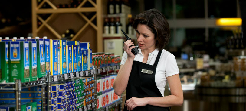 Retail Business Two Way Radios