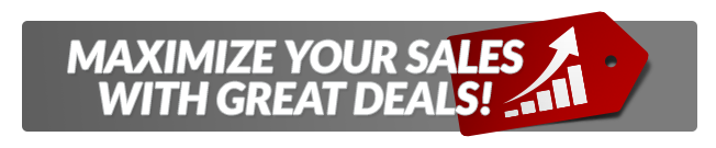 Maximize Your Sales with Great Deals!